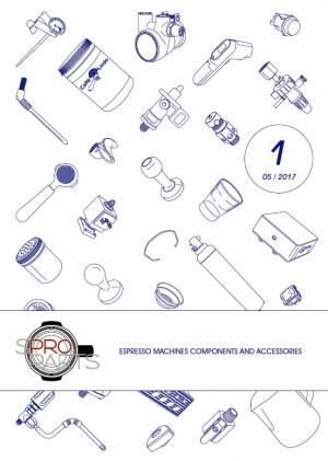 Spare parts catalogue 2017
