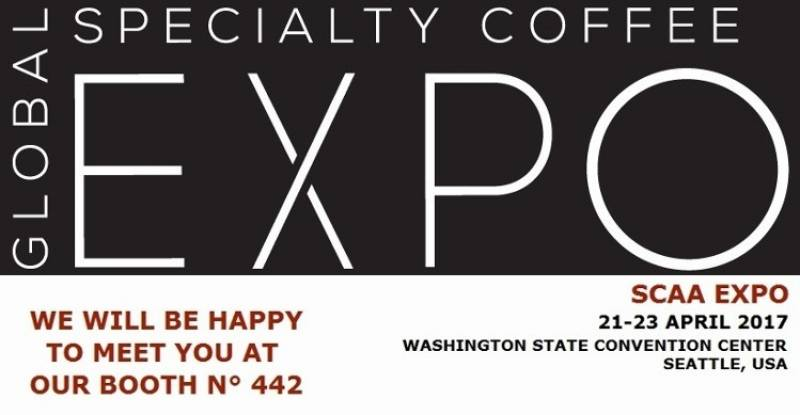 Global Specialty Coffee Expo 2017: Sproparts at booth #442. Come and visit us!