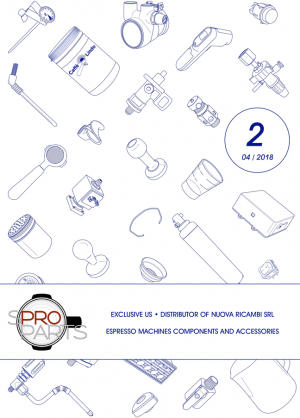 Spare parts catalogue 2018