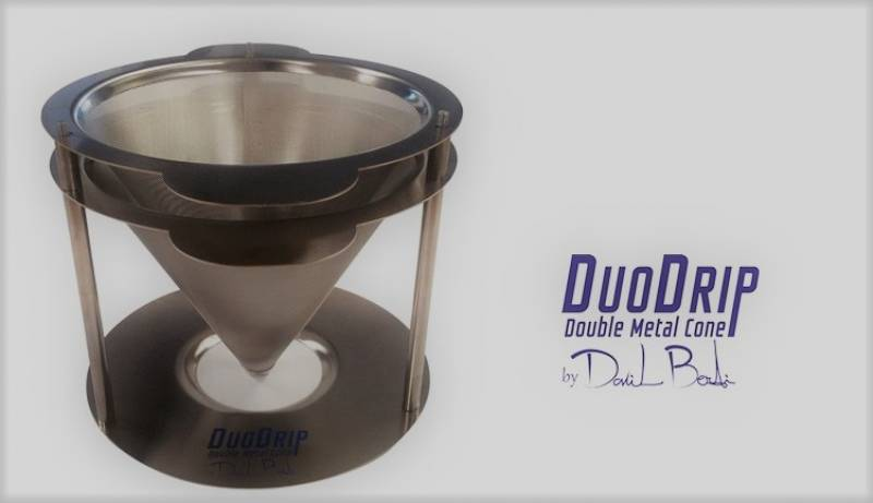Sproparts is Exclusive DuoDrip Distributor