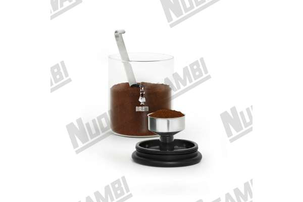 COFFEE JAR WITH MOKA LID